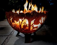 Woodland Fire Pit