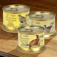 Luxury Pates - Partridge, Pheasant and Duck