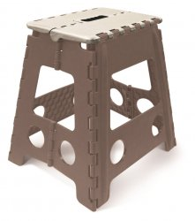 Easy Step Folding Stool