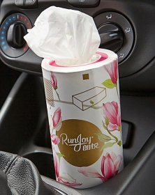 Cup Holder Tissues