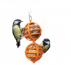 Fat Ball Bunting - Winter Feeding Pack