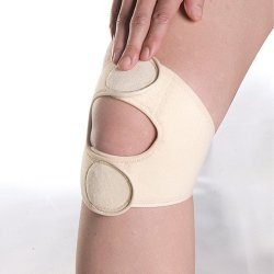 Massaging Knee Support