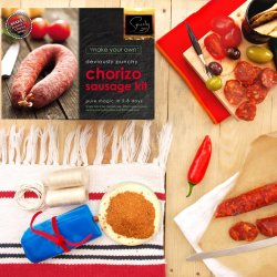 Make Your Own Chorizo