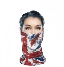 Union Jack Snood Lifestyle Bandana