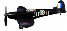 Build Your Own Supermarine Spitfire Nightfighter Model