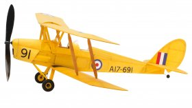 Build Your Own De Havilland Tiger Moth Model