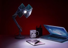 Star Wars Tie Fighter Posable Desk Lamp