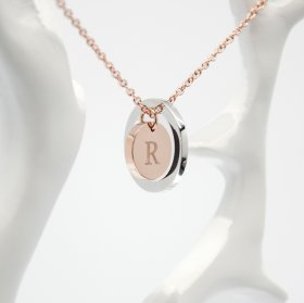 Personalised My World Necklace & Keepsake