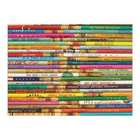 Vintage Pencils Jigsaw Puzzle