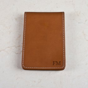 Personalised Leather Credit Card Holder