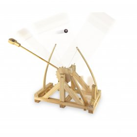 Build Your Own Da Vinci Catapult