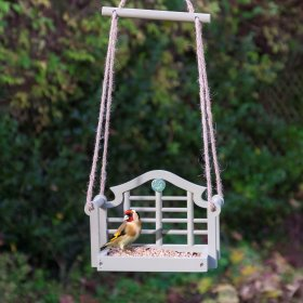 Lutyens Swing Seat Bird Feeder
