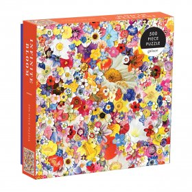 Infinite Bloom 500 Piece Jigsaw Puzzle