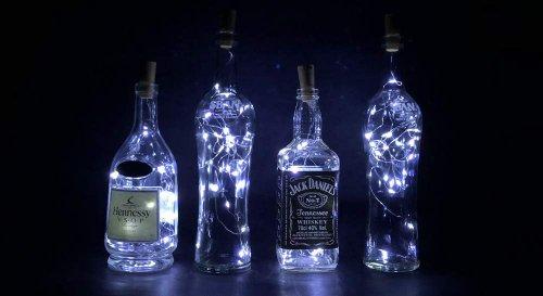 Bottle Lights: Bottle Lights - Clear