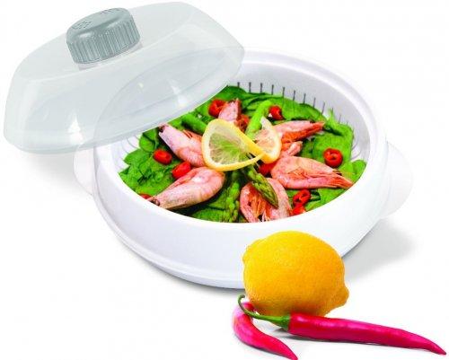 Smart Cook Microwave Steamer
