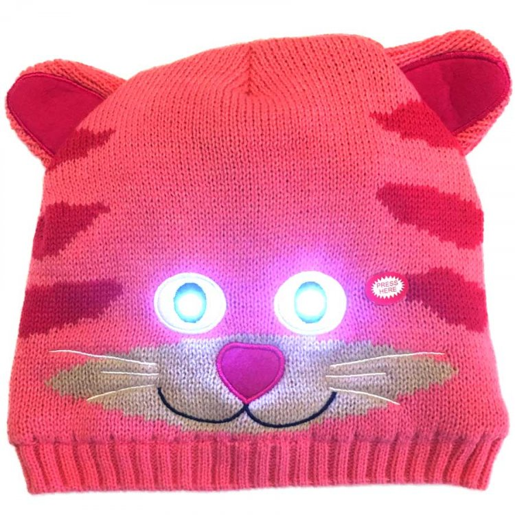 Bright Eyes Hats - Cassie The Cat